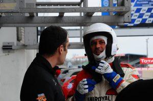 Stéphane TREMIER et Didier HOUAL - Deux des pilotes 2014