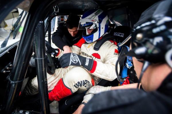 Changement de pilote - 8 heures du Mans 2014 (Photo Alexis GOURE)