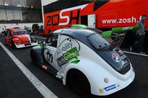 La course est finie - Retour au Mans (Photo : Patrick MARTINOLI)