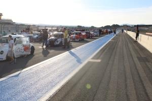 La grille de départ des 8H du Castellet 2014 (Photo FC)