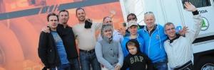 """Première marche du podium pour la """"179"""" - 8 heures de Dijon  2014 (2ème course)"""