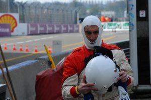Stéphane TREMIER aux 8 heures du Mans 2014