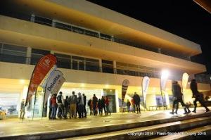 4L trophy - L'université de Rabat