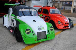 Les voitures du ZOSH Compétition aux 8 heures du Mans 2014