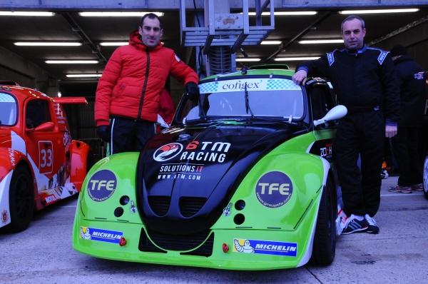 Stéphane TREMIER & Bruno QUILY aux 8 heures du Mans 2015