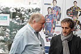 Gilles GAIGNAULT et Alain PROST