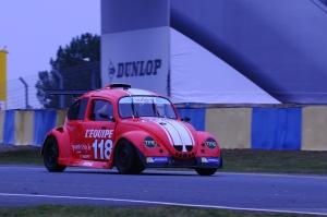 L'une des EVO1 présente au Mans et à Dijon