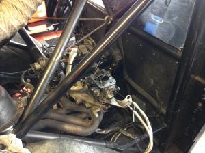 8H de Dijon - Le moteur EVO1 de la 179