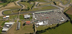 Circuit du Val de Vienne - Vue aérienne des installations
