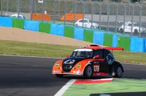 12H de Magny Cours - La 275 de Zosh Compétition en piste