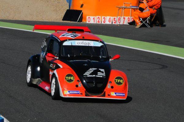 La 275 - 7ème du championnat avant a course du Castellet
