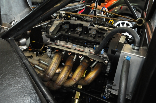 Le moteur EVO3