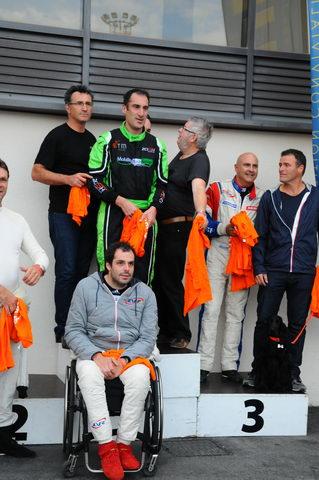 Un podium malgré tout - 8 heures du Castellet 2015