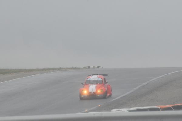La pluie s'est invitée pendant la séance d'essais qualificatifs - 7H de Lédenon 2015