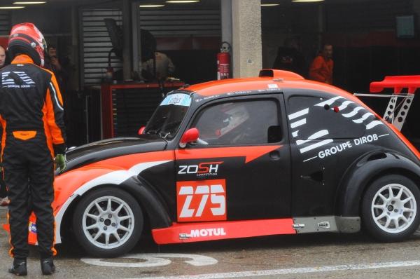"""La 275 encore une fois la meilleure voiture """"Zosh"""" - 7 heures de Lédenon 2015"""