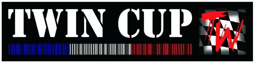 Logo Twin Cup