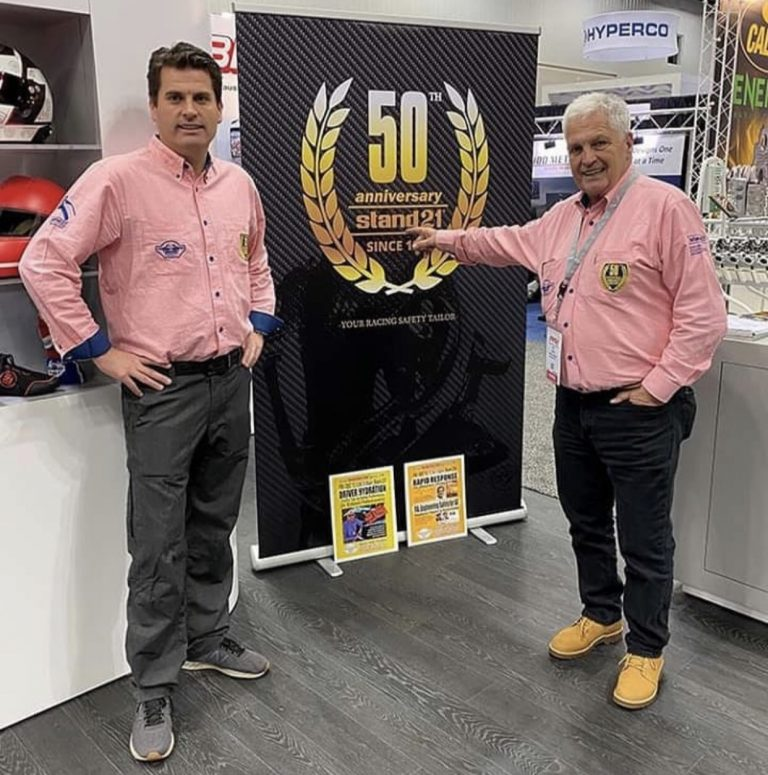 STAND 21 50 ANS